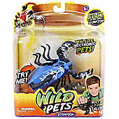 Wild Pets Season 2 Scorpion Single Pack - Thorn (Blue)