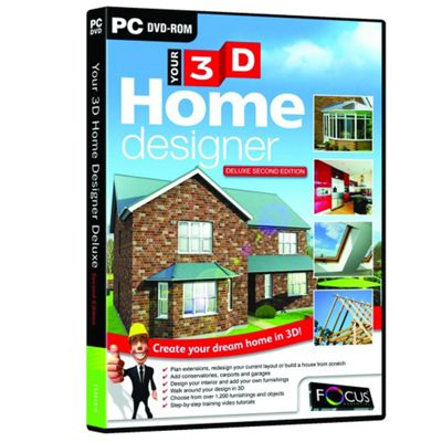 Your 3D Home Designer Deluxe 2nd Edition