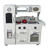 Teamson Kids Classic Play Kitchen - White (1 Piece)