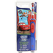 Oral-B Stages Power Disney Cars Rechargeable Electric Toothbrush