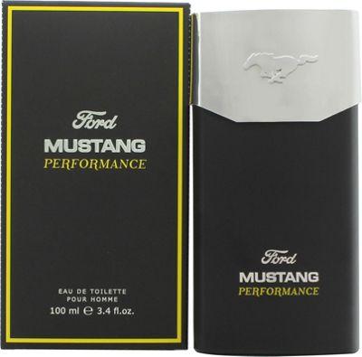 Mustang Performance Men Eau de Toilette (EDT) 100ml Spray For Men