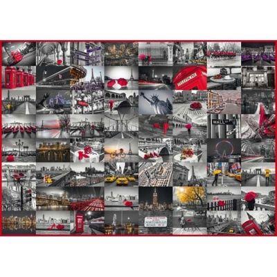 Cityscapes - 1500pc Puzzle