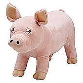 Melissa and Doug Plush Pig