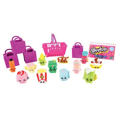 Shopkins Series 2 Pack of 12 Minifigures