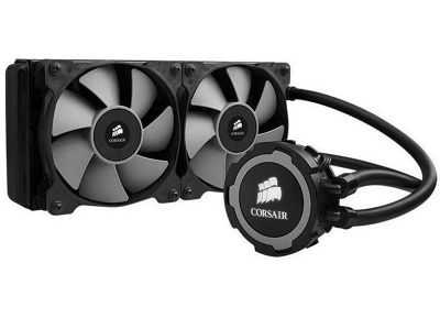 Corsair Hydro H105 240mm Liquid CPU Cooler