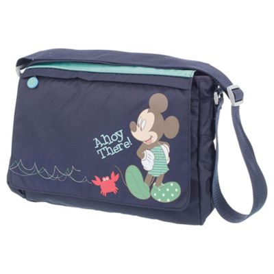 Obaby Baby Changing Bag Mickey Navy