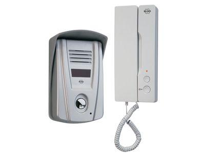 Byron IB100 Wireless Audio Door Intercom System