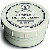 Taylor of Old Bond Mr Taylors Shaving Cream Tub 150g