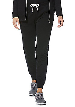 F&F Active Cuffed Joggers - Black