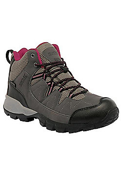 Regatta Ladies Holcombe Mid Boot - Grey