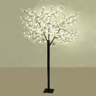 66b827c5b7d8 Buy 1.8m Outdoor LED Cherry Blossom Tree with 384 Warm White LED's ...
