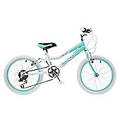 "Concept Chill Out 18"" Wheel Girls 6 Speed Mountain Bike"