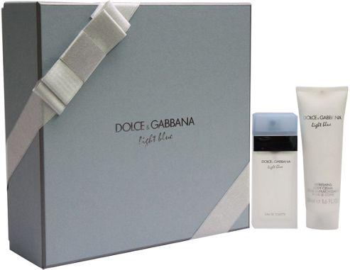 25c311c4 Buy Dolce Gabbana Light Blue 25ml Eau De Toilette Spray Gift Set ...
