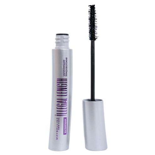 Maybelline Mascara Illegal Length WTP Black
