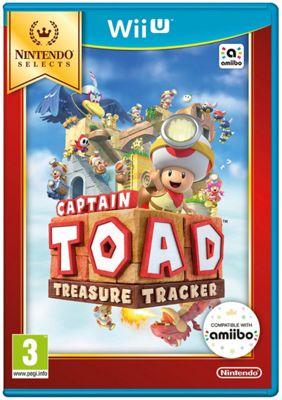Captain Toad: Treasure Tracker Selects Wii U