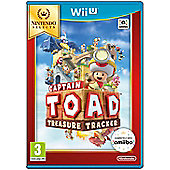 Captain Toad: Treasure Tracker Selects Wii U