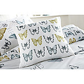 Dreams n Drapes Chantelle Gold Cushion Cover - 43x43cm