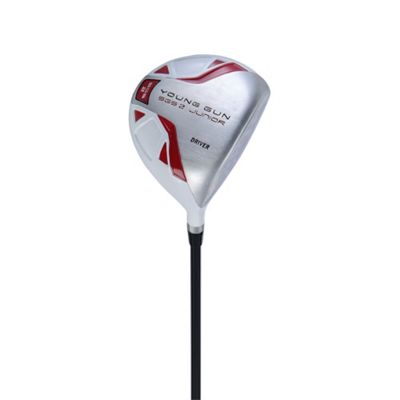 Young Gun Sgs V2 Junior Golf Driver Right Hand Red Age 9-11