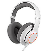 Steelseries Siberia RAW Prism Binaural Head-band White headset