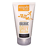 RosehipPLUS Organic Daily Cream Cleanser 150ml