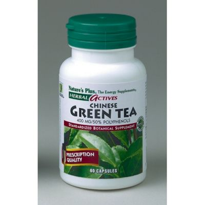 Green Tea Chinese 400mg