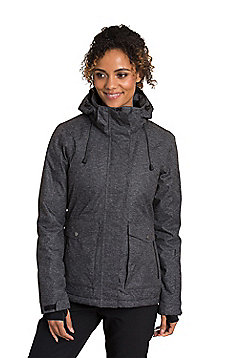 Zakti Carve It Up Ski Jacket - Grey