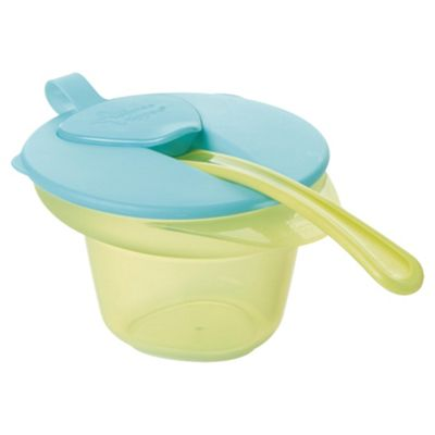 Tommee Tippee Explora Cool & Mash Bowl Lid & Spoon