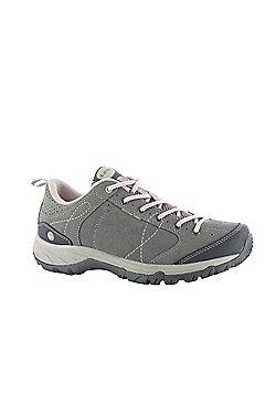 Hi-Tec Ladies Equilibrio Bellini Low Shoe - Grey