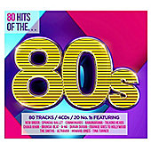 80 Hits of The 80's