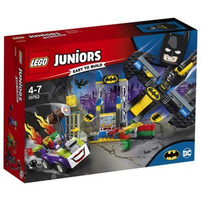 Lego Batman The Joker Batcave Attack 10753