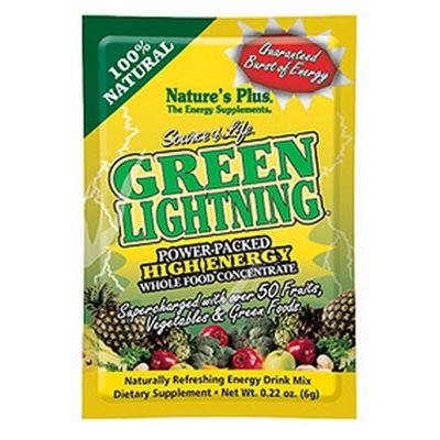 Green Lightning Powder Packets