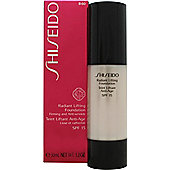 Shiseido Radiant Lifting Foundation 30ml SPF15 - B60 Natural Deep Beige