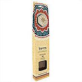 Karma Sandalwood 40 Incense Stick and Holder Gift Set