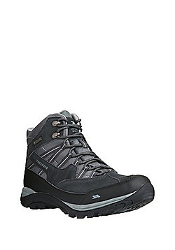 Trespass Barkley Walking Boots - Black