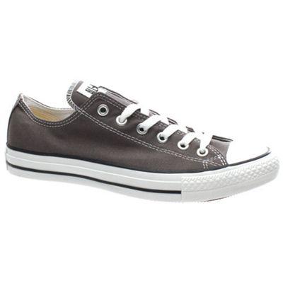 Converse All Star Seasonal Ox Charcoal Shoe 1J794