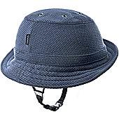 YAKKAY Tokyo Blue Technic Helmet Cover: Small (53-55cm).