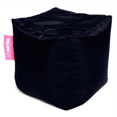 Big Bertha Original™ Indoor / Outdoor Pouffe Bean Bag - Navy