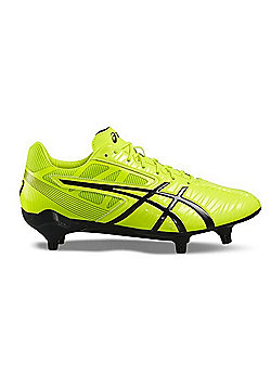 Asics Gel-Lethal Speed Rugby Boots - Safety Yellow - Yellow