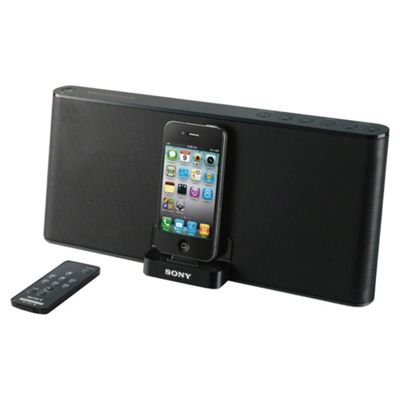 Sony RDPX30IP Speaker Dock for iPod or iPhone