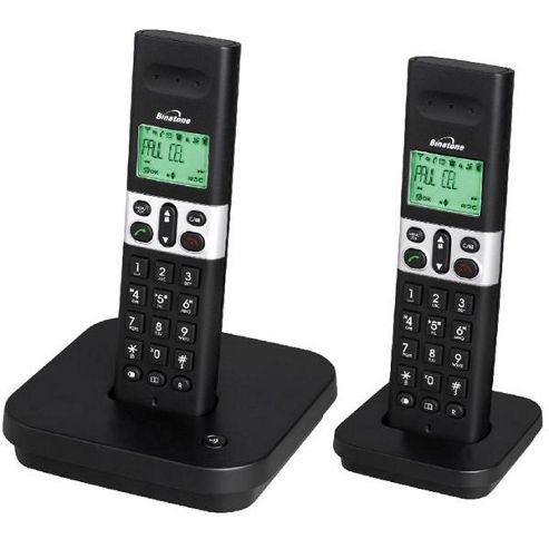 Binatone Electronics International DECT Phone