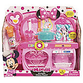 Disney Minnie Mouse Happy Helpers Bowtastic Kitchen Playset