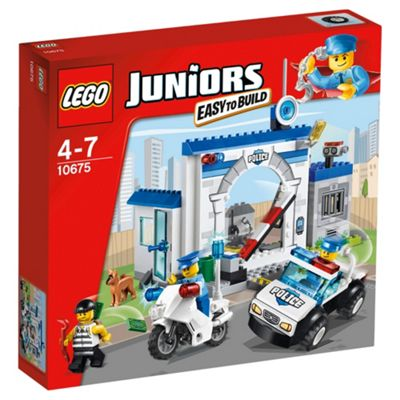 LEGO Juniors Police The Big Escape 10675