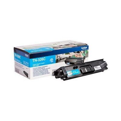 Brother TN-326C High Yield Cyan Toner Cartridge