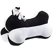 Bone Shaped Snoopy Travel Pillow