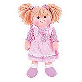 Bigjigs Toys Anna 34cm Doll