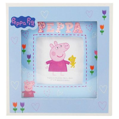 Buy Peppa Pig Frame from our Pictures & Picture Frames range - Tesco