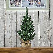 Kaemingk Mini 60cm Tree in Jute Bag