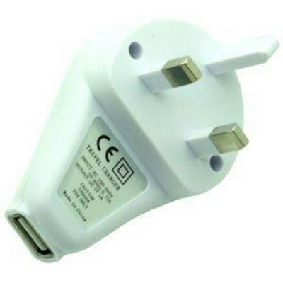 U-bop Pro Mains USB Travel Charger