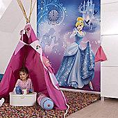 Disney Princess Cinderella's Night Photo Wall Mural 254 x 183 cm