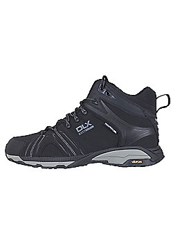 Trespass Mens Rhythmic Waterproof Softshell Boot - Black